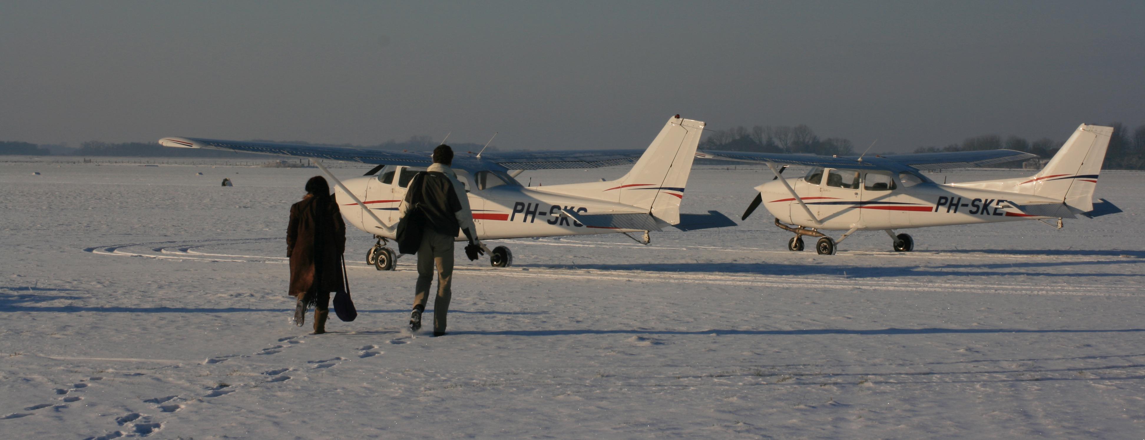 Gratis vliegen met Eilandcoaching